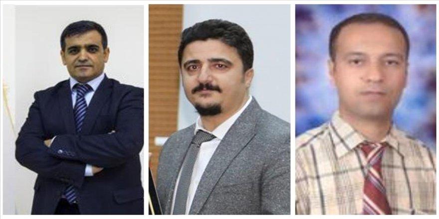Siirt Üniversitesinden 3 akademisyen, 'Dünyanın en etkili bilim insanları' listesinde yer aldı