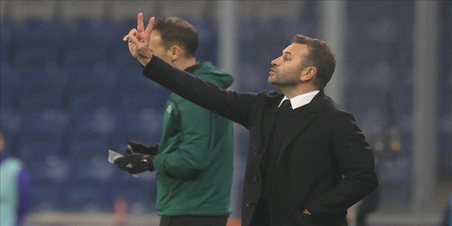 Medipol Başakşehir Teknik Direktörü Okan Buruk: Avrupa'nın en az gol yiyen takımlarından birine 3 gol attık