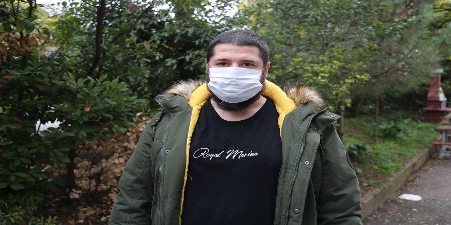 Korona virüse yakalanan kardeşi sokağa çıkınca polise şikayet etti