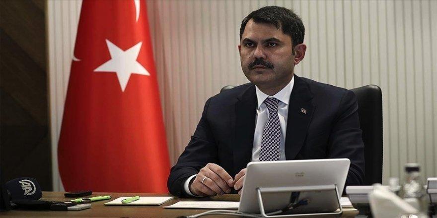 Bakan Kurum'dan Siirt'teki hasar tespit çalışmalarına ilişkin paylaşım
