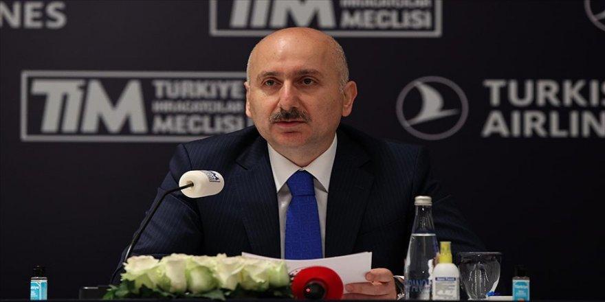 Ulaştırma ve Altyapı Bakanı Karaismailoğlu: Havaalanlarımızın sayısını 26'dan 56'ya çıkardık