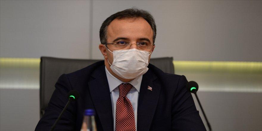 İçişleri Bakanlığı Sözcüsü Çataklı: Yıldırım operasyonlarında 148 terörist etkisiz hale getirildi