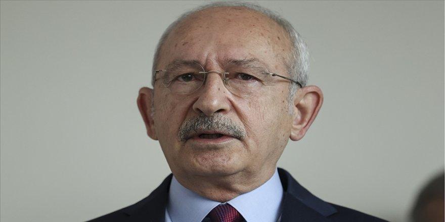 CHP Genel Başkanı Kılıçdaroğlu: Kimse korkudan konuşamıyor, biz konuşuyoruz