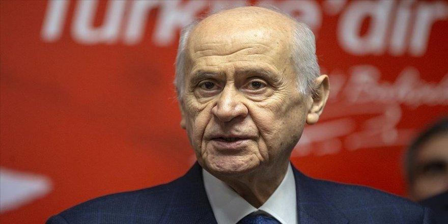 MHP Genel Başkanı Bahçeli: Orduya 'satılmış' demek vatana ihanettir