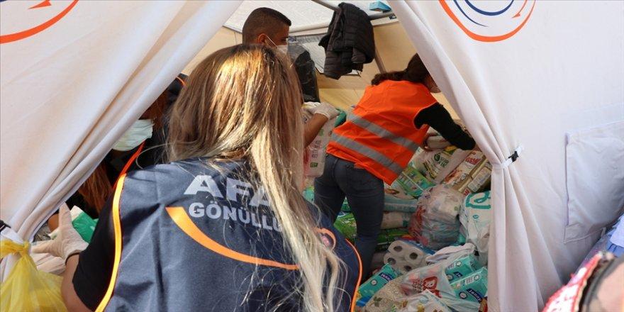 Afet ve acil durumlarda gönüllü görev alıyorlar