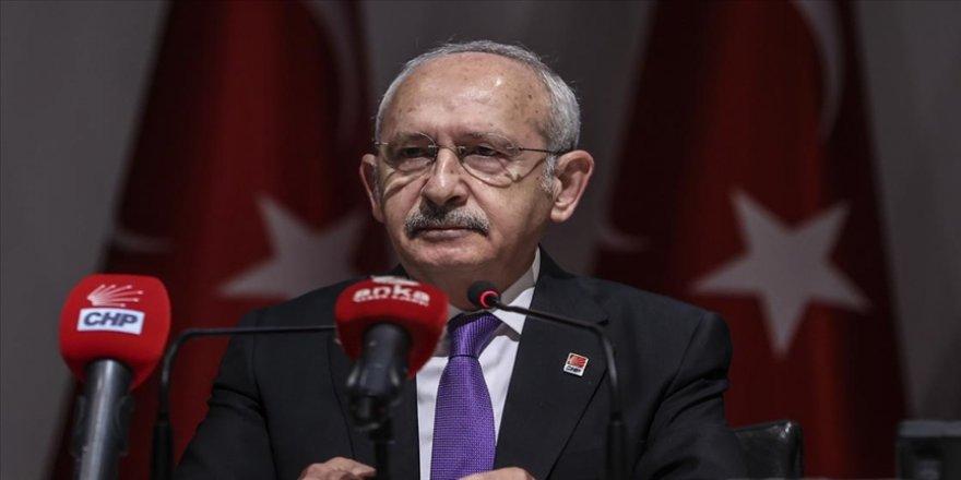 CHP Genel Başkanı Kılıçdaroğlu: Kaba kuvvet, asla ve asla kişiyi haklı kılmaz