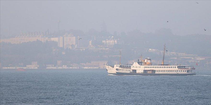 İstanbul Boğazı gemi geçişine açıldı