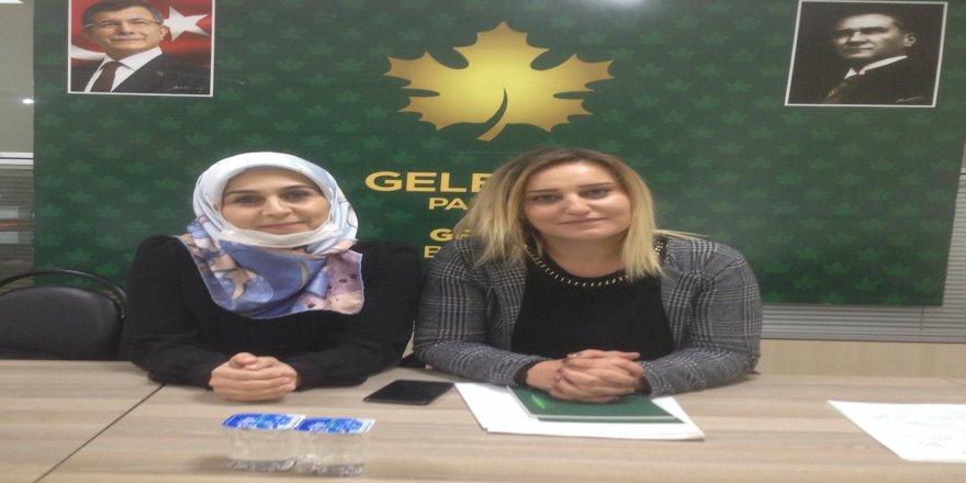 Gebze gelecek kadın kolları  Mühendisler Günü kutladı