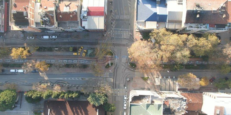 Kocaeli'de sokaklar bomboş kaldı