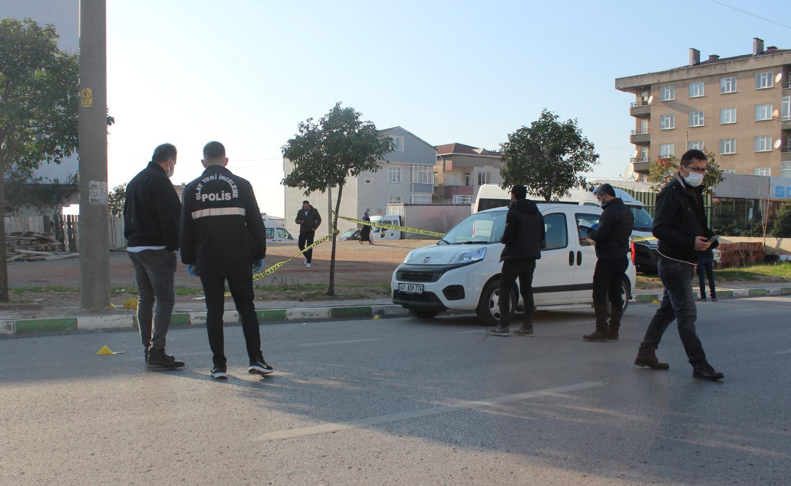 Çayırova'da kayınpeder damadını öldürdü