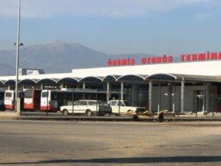 İzmir Ödemiş Otogarı 18 Ocak'ta hizmete giriyor