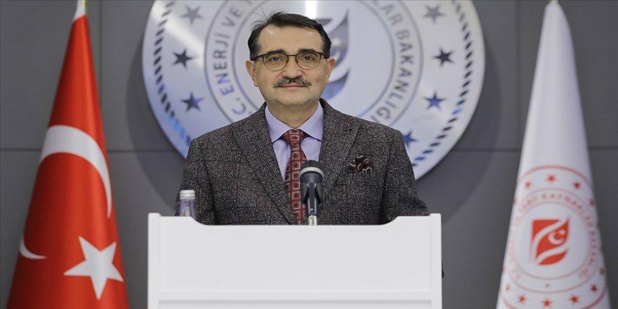 Enerji ve Tabii Kaynaklar Bakanı Dönmez: Yenilenebilir enerjide kurulu güç 49 bin 550 megavata çıktı