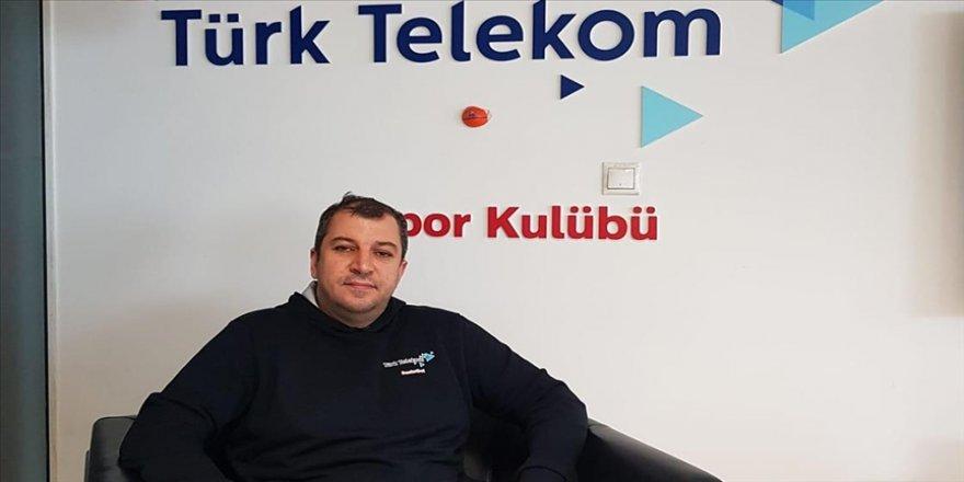 Türk Telekom Basketbol Takımı, Avrupa'da da ligde de zirveyi hedefliyor