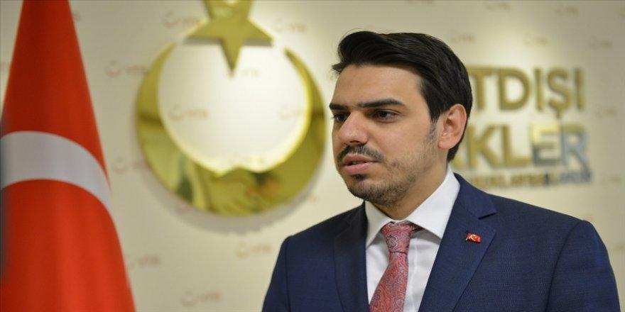 YTB Başkanı Abdullah Eren: Kıbrıslı Türklerin mücadelesinin dünyada tanınması için YTB katkılarını sürdürecek