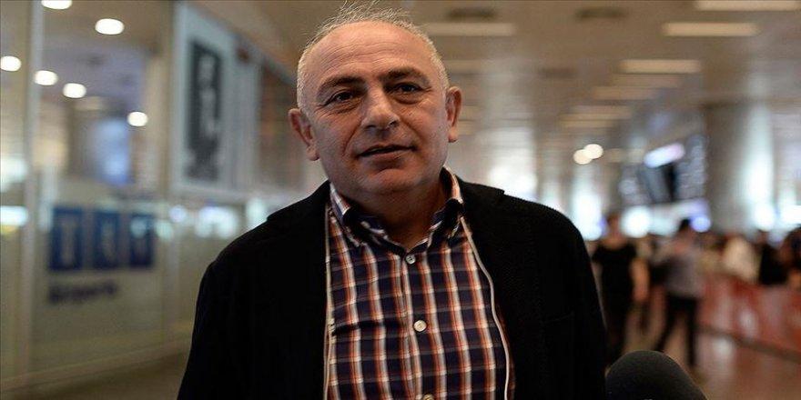 Fatih Karagümrük Kulübü Başkanı Hurma: Bu hafta İstanbul'da stat bulamadık