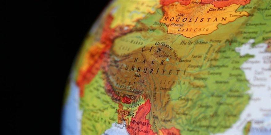 Çin, Kuzey Kutbu'na yakın olduğu iddiasına ABD'nin 'komünist kurgu' nitelendirmesi yapmasına tepki gösterdi: