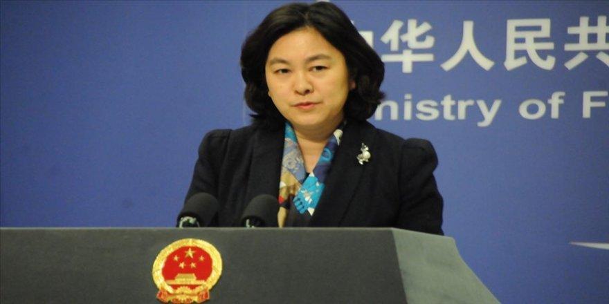 Çin, ABD ile Tayvan arasında kurulacak askeri diyaloğa karşılık verecek