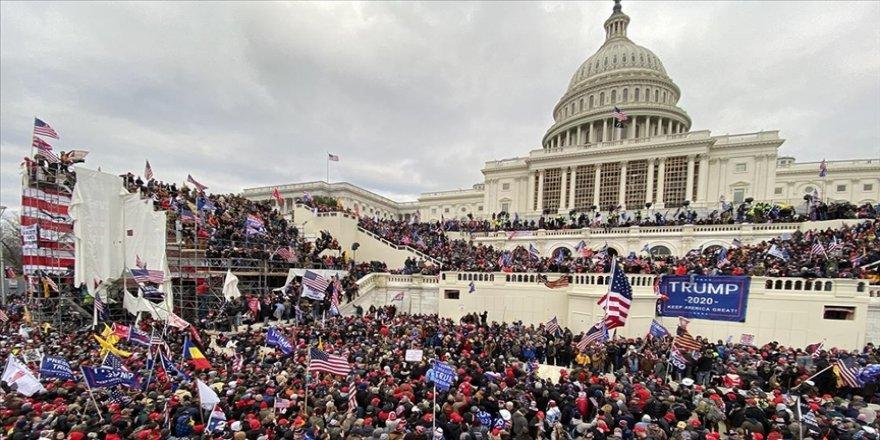 Güney Amerika ülkeleri, ABD'de Kongre binasının basılmasına tepki gösterdi