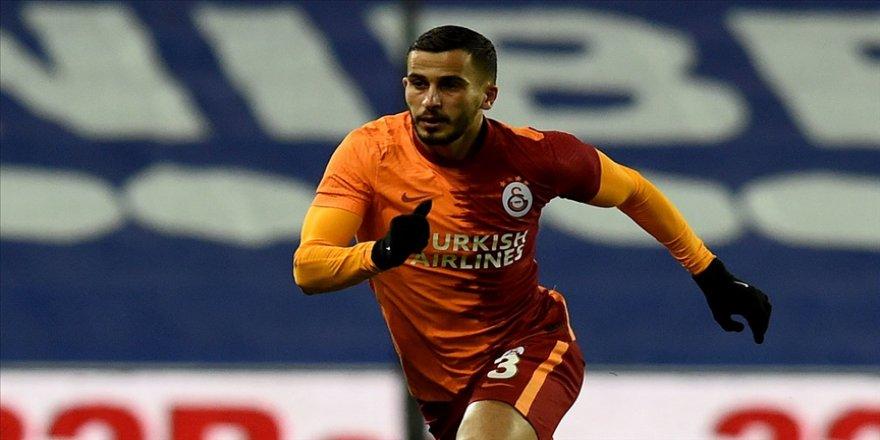 Galatasaraylı futbolcu Omar Elabdellaoui'den iyi haber