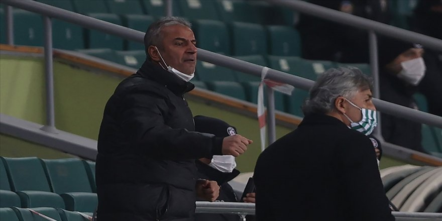 Konyaspor Teknik Direktörü İsmail Kartal PFDK'ye sevk edildi