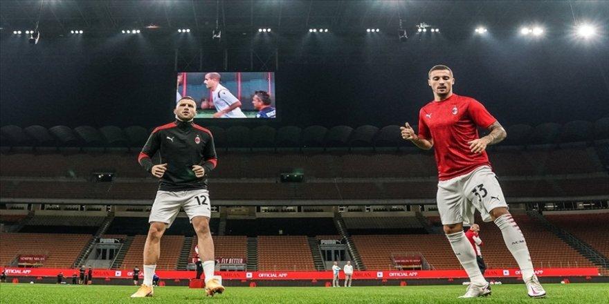 Milan'da Rebic ve Krunic'in Kovid-19 testleri pozitif çıktı