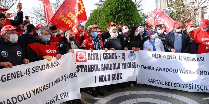 Kadıköy Belediyesi'nde toplu iş sözleşmesi tıkandı