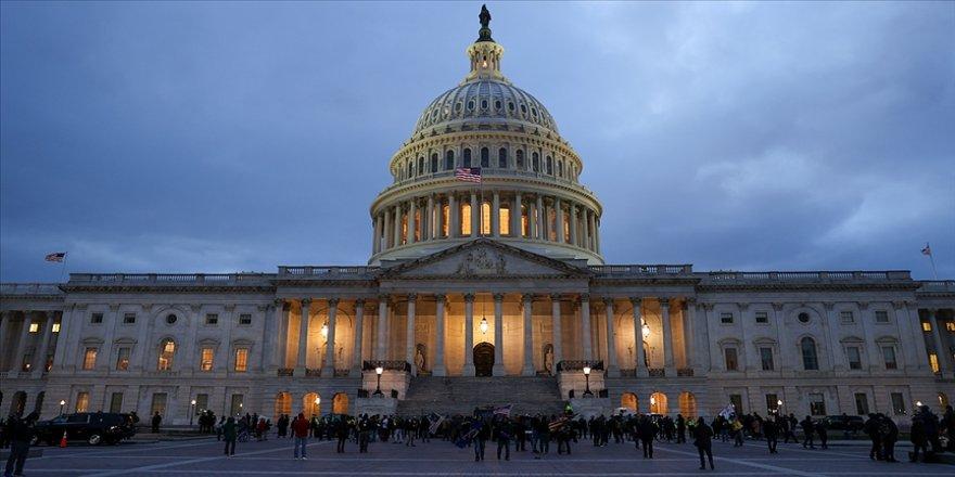 ABD'de Kongre binasının basılması dünya liderlerinin tepkilerine yol açtı