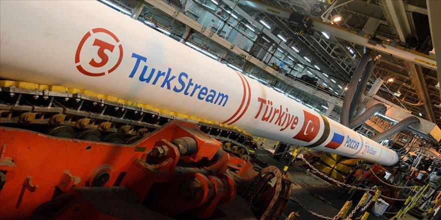 Türk-Rus iş birliğinde örnek proje TürkAkım bir yıldır devrede