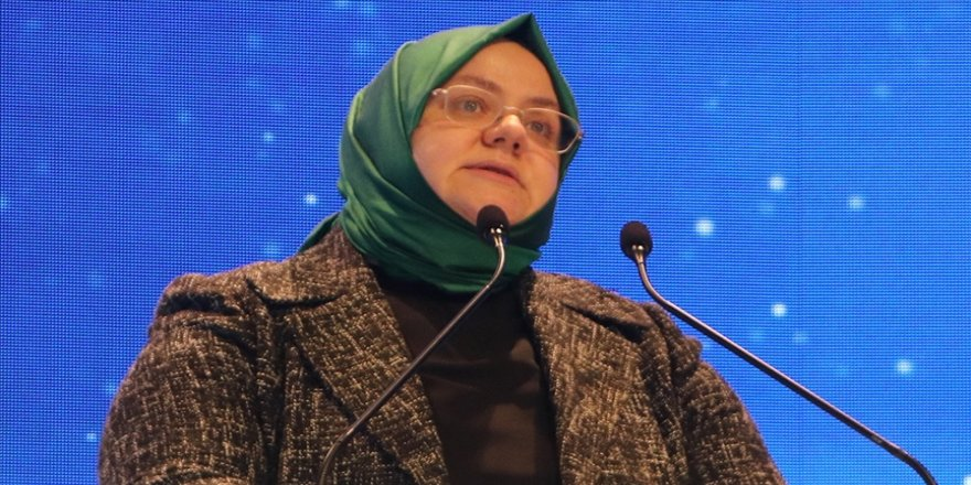 Bakan Zehra Zümrüt Selçuk: Finansal Okuryazarlık seminerleri ile 4 ayda 386 bin kişiye ulaştık