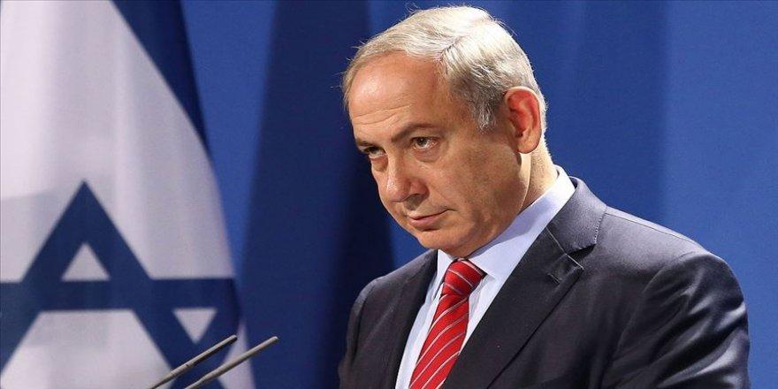 İsrail Başbakanı Netanyahu ABD Kongresinin basılmasını kınadı