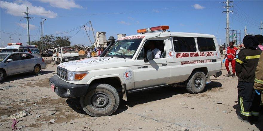 Somali'de askeri konvoya bombalı saldırı: 7 ölü