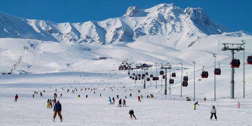 Erciyes Kayak Merkezi 'en iyi kayak merkezleri' yarışmasında ikinci turda