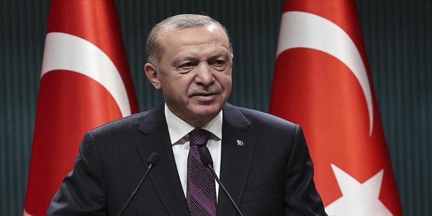 Cumhurbaşkanı Erdoğan'dan Türksat 5A paylaşımı
