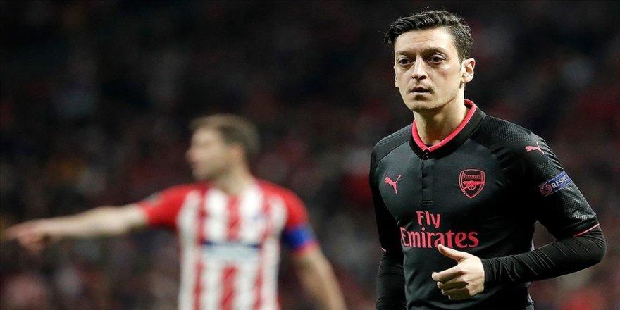 Arsenal Teknik Direktörü Arteta: Birkaç gün içinde Mesut Özil'in geleceği konusundaki karar netleşecek