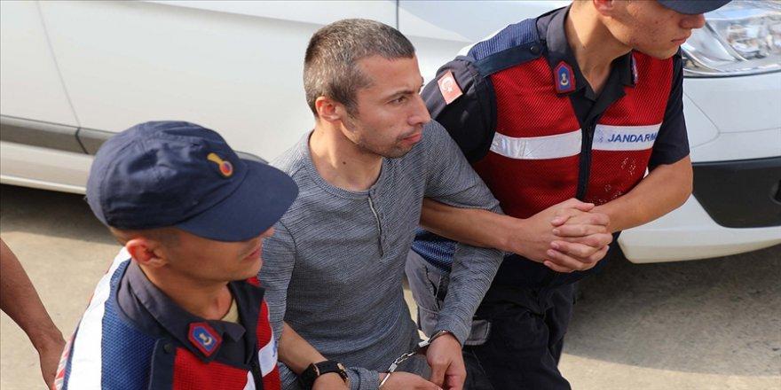 Rize Emniyet Müdürü Altuğ Verdi'yi makamında tabancayla şehit eden sanık İsmail Hakkı Sarıcaoğlu, ağırlaştırılmış müebbet hapis cezasına çarptırıldı.