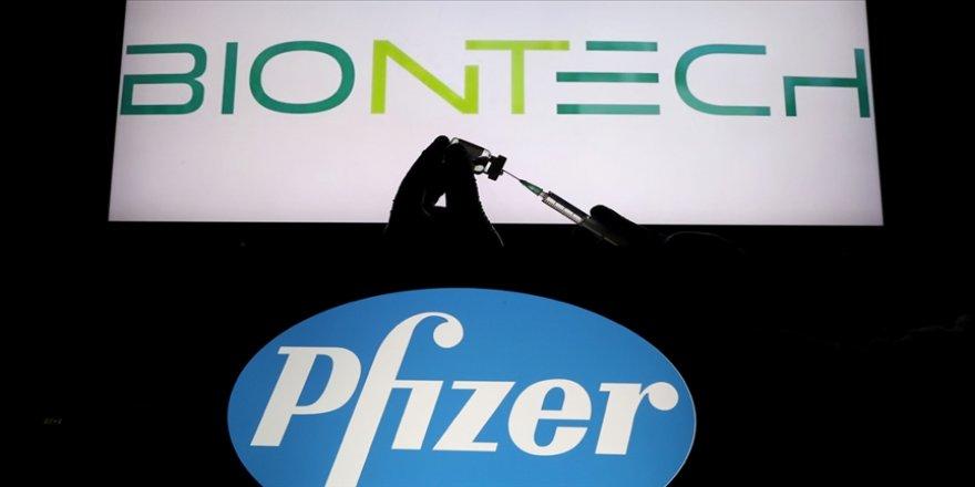 Biontech-Pifzer aşısı, Kovid-19'un yeni mutasyonuna karşı da etkili oldu
