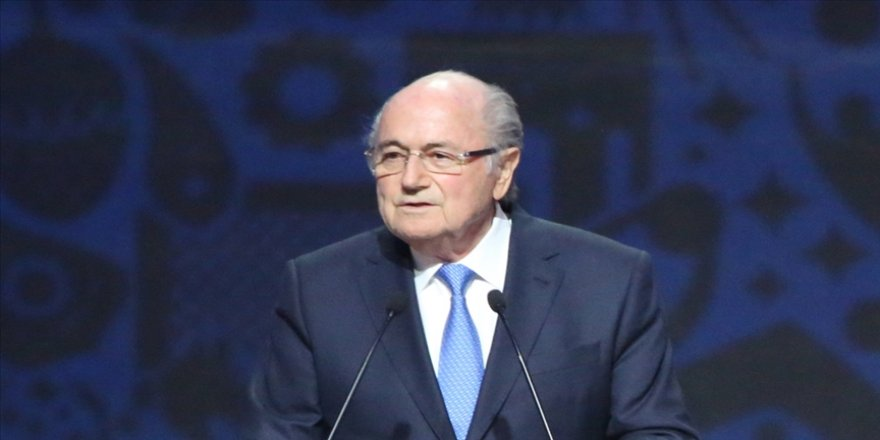 Eski FIFA Başkanı Blatter hastaneye kaldırıldı