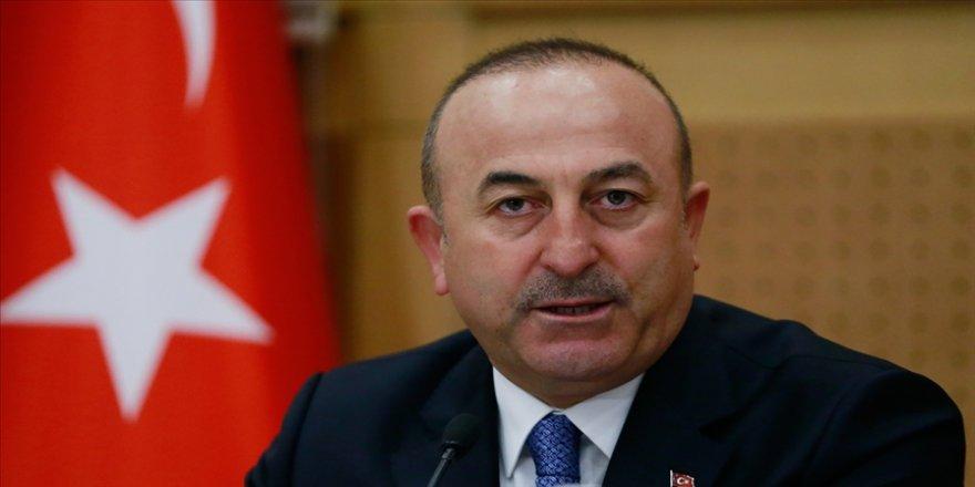 Dışişleri Bakanı Çavuşoğlu: Türk halkı geleceğini AB'de görüyor