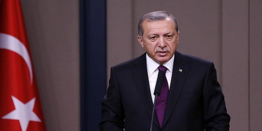 Erdoğan'dan 'Birinci İnönü Zaferi'nin 100. Yıl Dönümü' mesajı: Vatanımıza sadakatle sahip çıkmayı sürdüreceğiz
