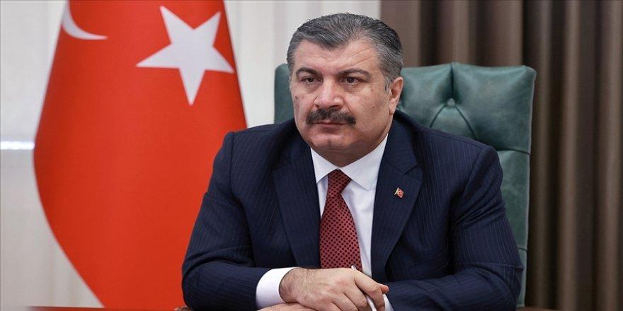 Sağlık Bakanı Koca: Son iki hafta içinde İstanbul, İzmir, Ankara ve Bursa'da vaka sayısında düşüş oldu