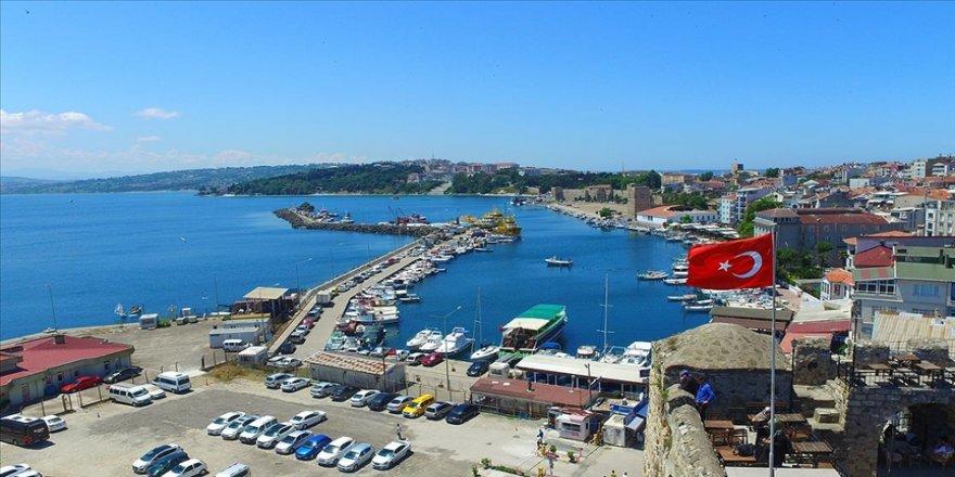 Sinop'ta tersane, tekne imal ve çekek yeri tahsis edilecek