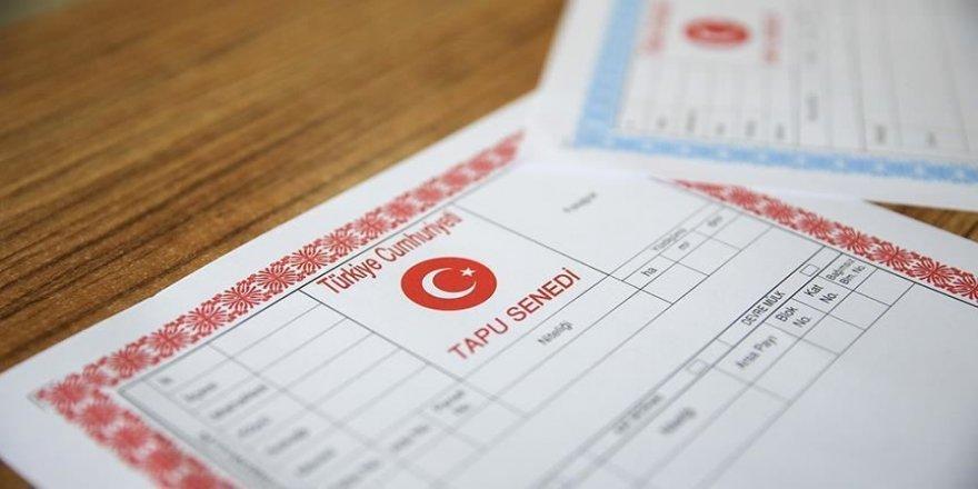 'Web Tapu'dan yapılan satışlar Kovid-19 salgını döneminde 4 kattan fazla arttı