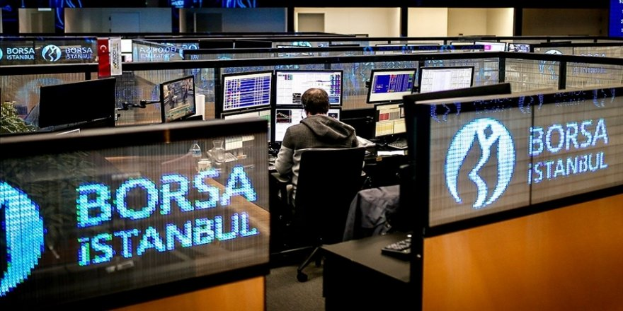 Borsa İstanbul 2021'e hızlı başladı