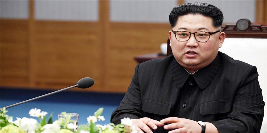 Kuzey Kore lideri Kim, nükleer silah kapasitesini artırmakla tehdit etti