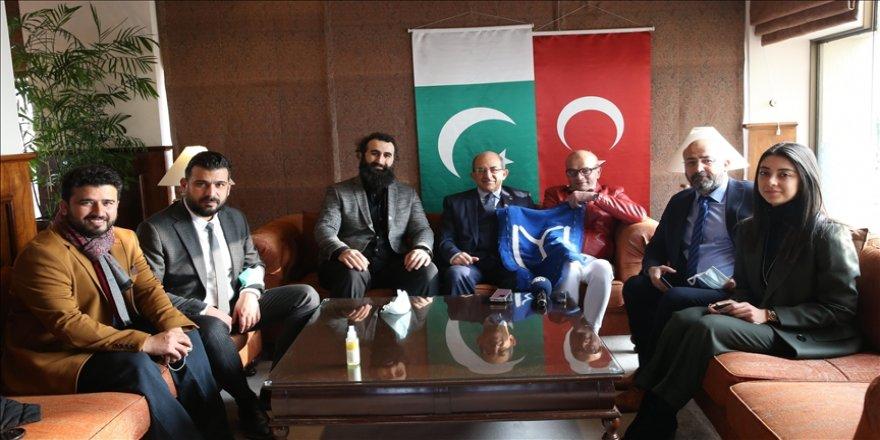 Türkiye ile Pakistan'ın ortak dizi girişimi 'Türki Lala'nın senaryo çalışmaları başladı