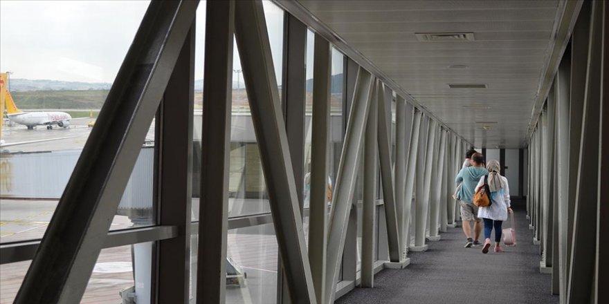 Sabiha Gökçen Havalimanı'ndan 2020'de 16,9 milyon yolcu seyahat etti