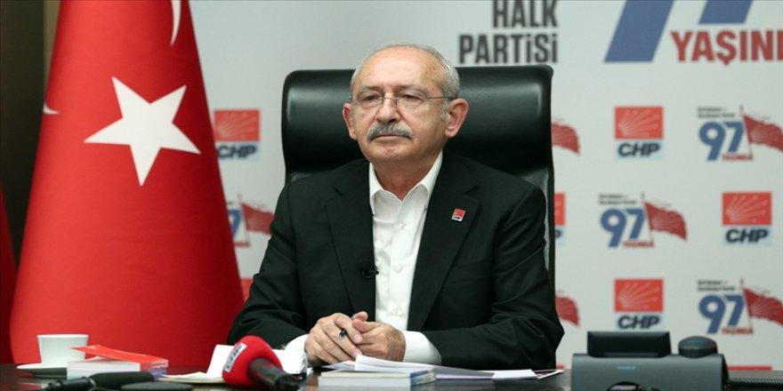 CHP Genel Başkanı Kılıçdaroğlu: Ev emekçisi kadınların sorunlarını TBMM'de dile getireceğiz