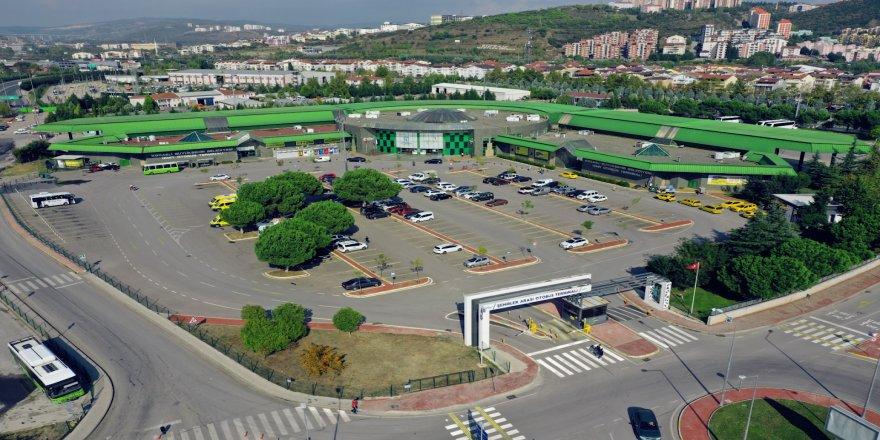 Terminal'e 1 yılda 1 milyon ziyaretçi