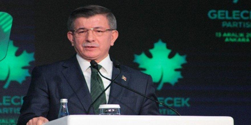 Davutoğlu,Erdoğan zorunda kalacak !