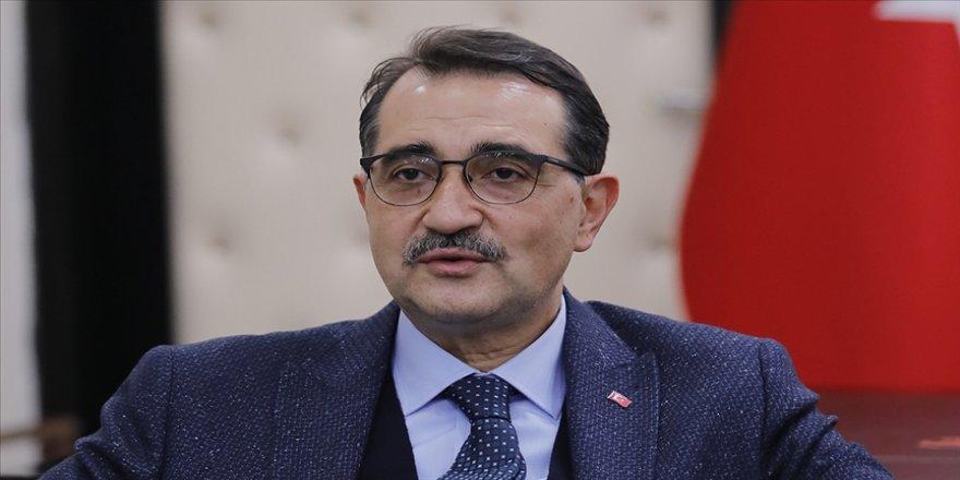 Enerji ve Tabii Kaynaklar Bakanı Dönmez: Türkiye-Nahçıvan doğal gaz imalatının inşaatına süratle başlayacağız